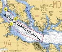 Middle Danger Area of the Potomac River