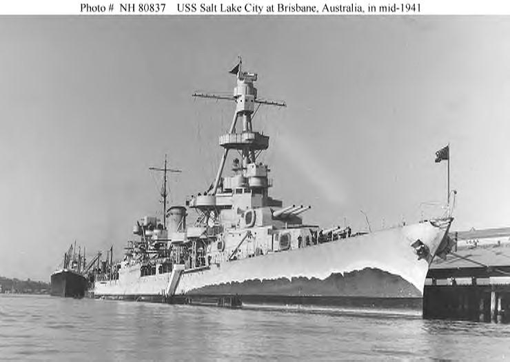 Lake City Navy Old Salt