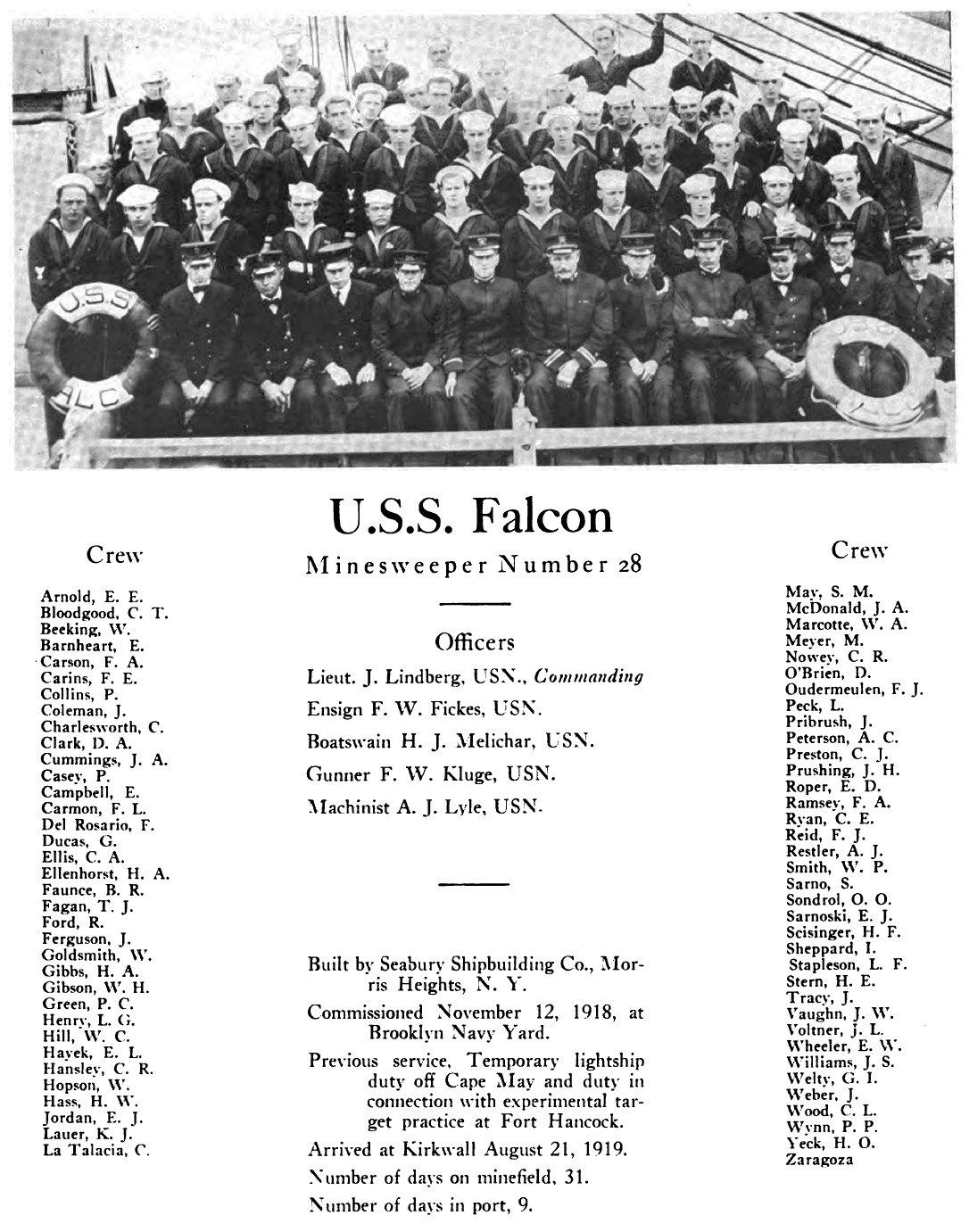 Falcon Am 28