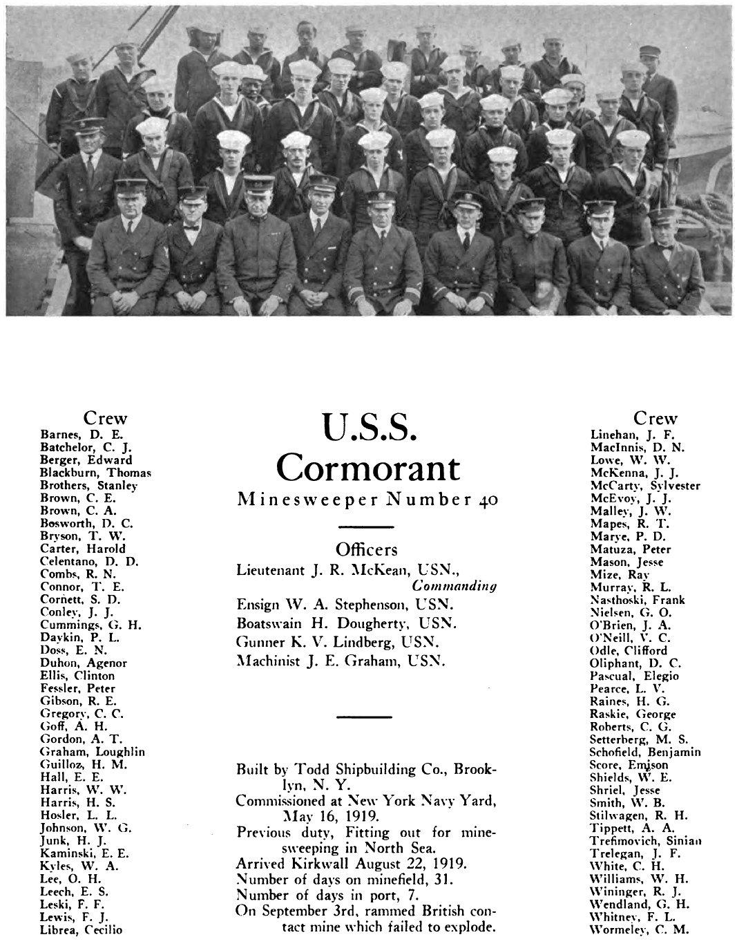 Cormorant Am 40