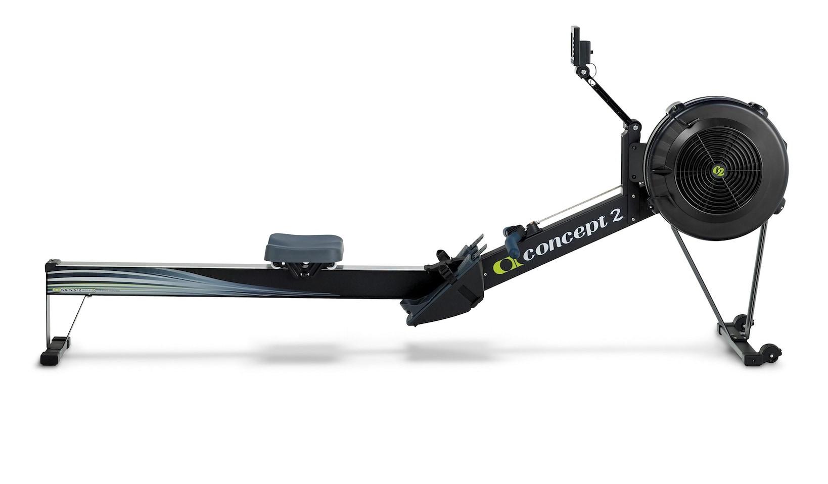 Navy PRT Rowing Machine (Concept II, Model D) - US Navy PRT