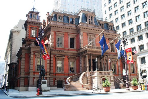 Union League building at 140 South Broad Street (Peter Bond/Flickr)