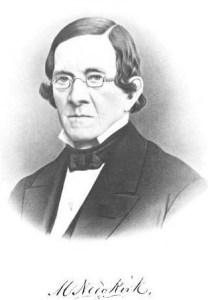 PW&B president Matthew Newkirk