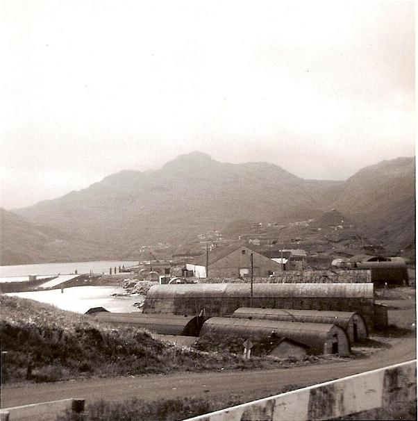 Nsg Dept Adak Alaska Circa July 1966 July 1967 From