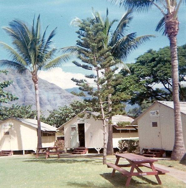 NSGDept At NCS Wahiawa HI Circa 1967 1968 From Jim