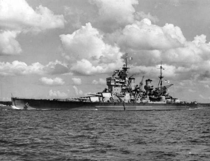 biggest battleships of all time