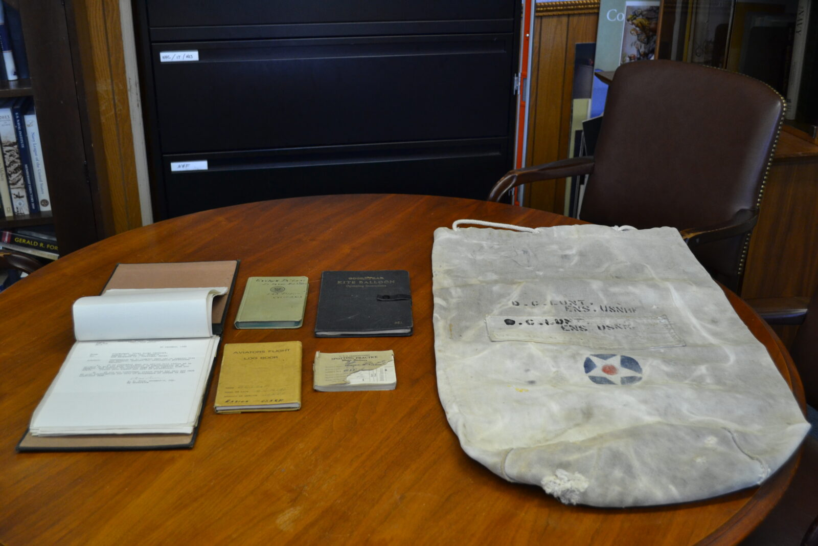 World War I Era Naval Aviation Material Donated To National Naval Aviation Museum