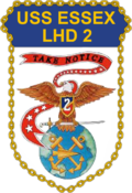 Please visit the pages of our sponsored ship (LHD 2)