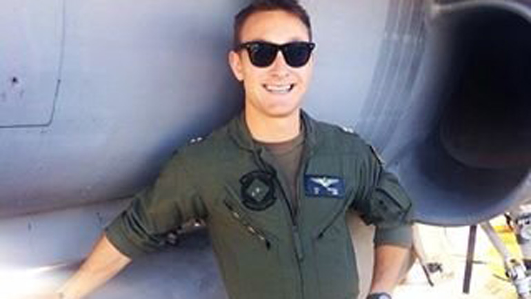Click on Lt.Nathan Poloski's picture above for official Navy news.
