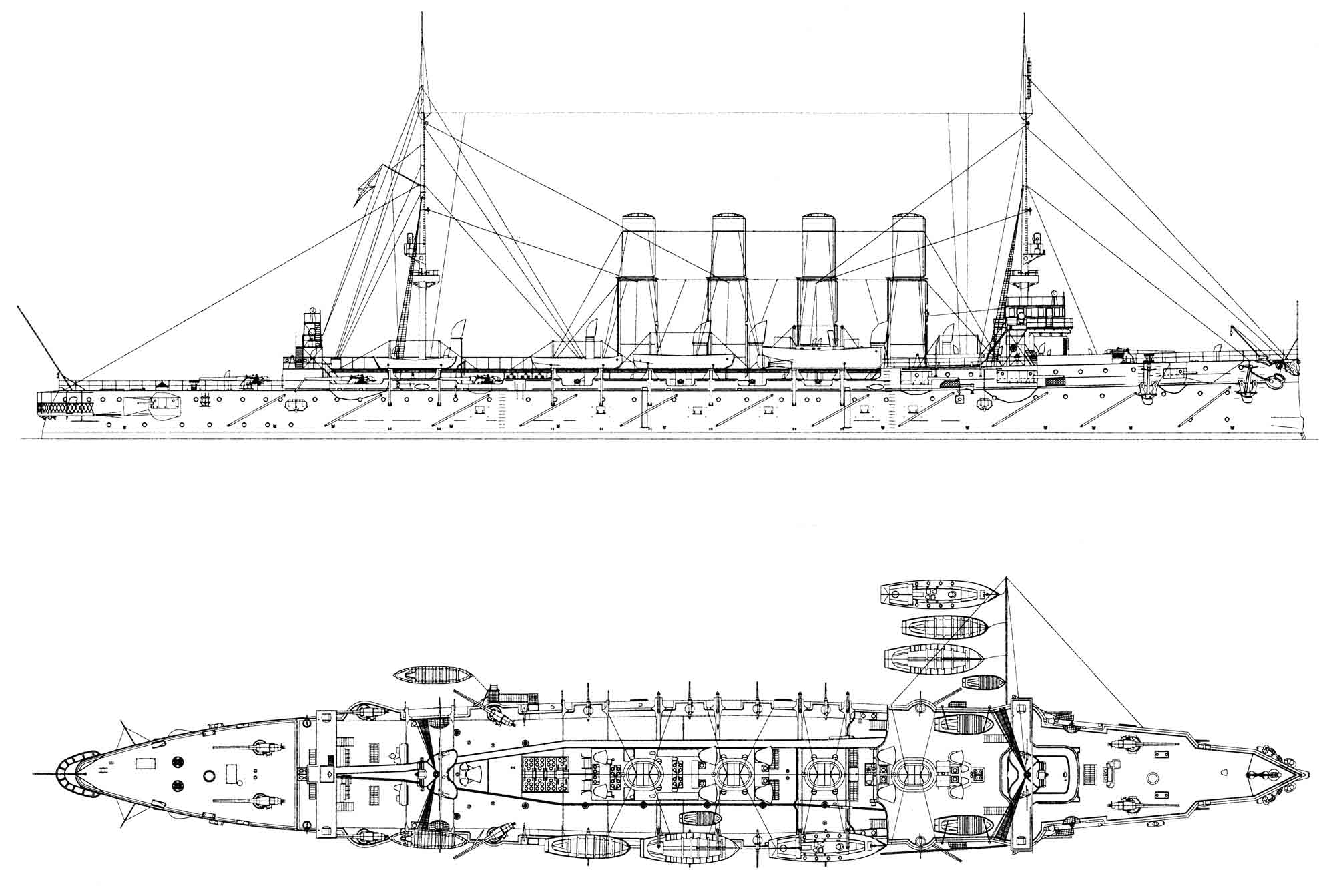 W I P Russian Cruiser Varyag