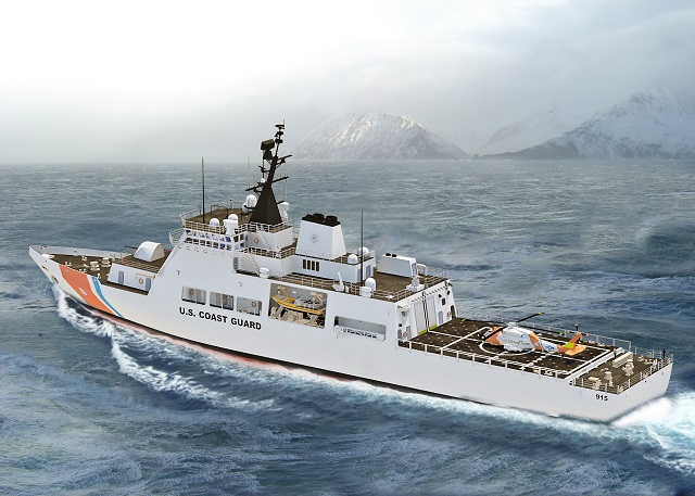 The U.S. Coast Guard has awarded General Dynamics Bath Iron Works a $21.4 million contract for the Offshore Patrol Cutter (OPC) program. Bath Iron Works is one of three shipyards chosen from a field of eight competitors to proceed to Phase I design work on this next-generation cutter program. The Bath Iron Works team includes L-3 Communications (New York, N.Y.) and Navantia, S.A. (Spain), a shipbuilder that Bath Iron Works has collaborated with for more than 30 years.