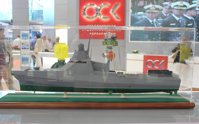"""The Zelenodolsk Shipyard in the Volga area will lay down the third Project 22160 patrol ship Pavel Derzhavin on February 18, shipyard spokesman Andrei Spiridonov told TASS on Monday. """"The shipyard will hold a solemn ceremony of laying down the Project 22160 patrol ship Pavel Derzhavin developed by the Severnoye Design Bureau in St. Petersburg [in northwest Russia],"""" the spokesman said."""