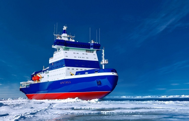 The Iceberg Design Bureau is going to deliver three Project 22220 nuclear-powered icebreakers before 2020. It also is designing other advanced nuclear-powered icebreakers, Iceberg Director General/Chief Designer Alexander Ryzhkov told TASS on Thursday.