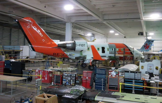 Australia's Maritime Safety Authority will induct new search and rescue aircraft in the near future, with enhanced capabilities. Four Bombardier Challenger 604 jet aircraft will enter service from August 2016 and onwards.