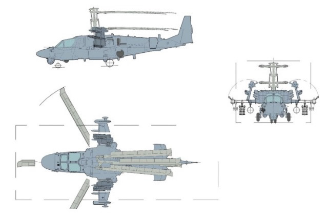 According to Russian state owned news agency TASS, Russia and Egypt have signed an agreement on supplies of fifty helicopters of the Ka-52 Alligator family and Moscow does not rule out delivery of the deck-based version of these helicopters. The Ka-52K is the deck-based version of the Ka-52 Alligator combat helicopter initially developed for Mistral LHD ordered in France in 2011.