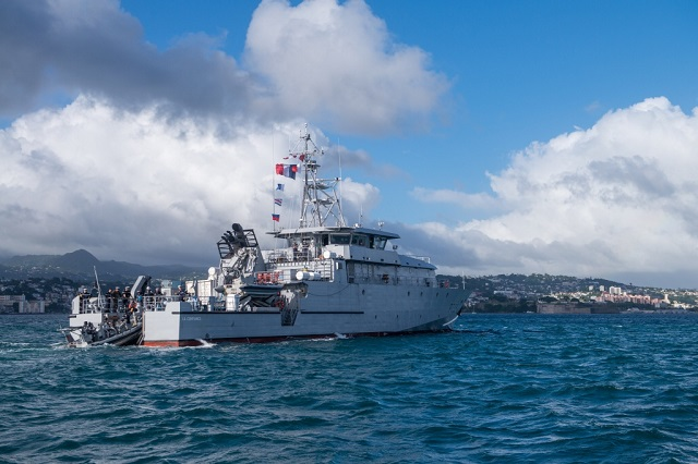 La confiance PLG patrol vessel french navy 1