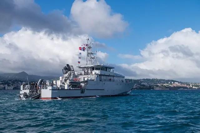 La confiance PLG patrol vessel french navy 1