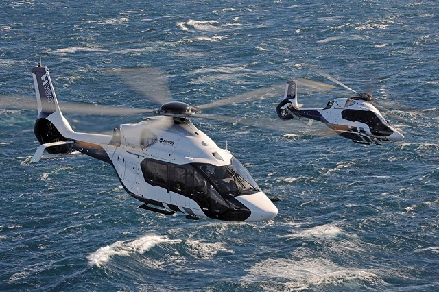 French Navy H160 HIL