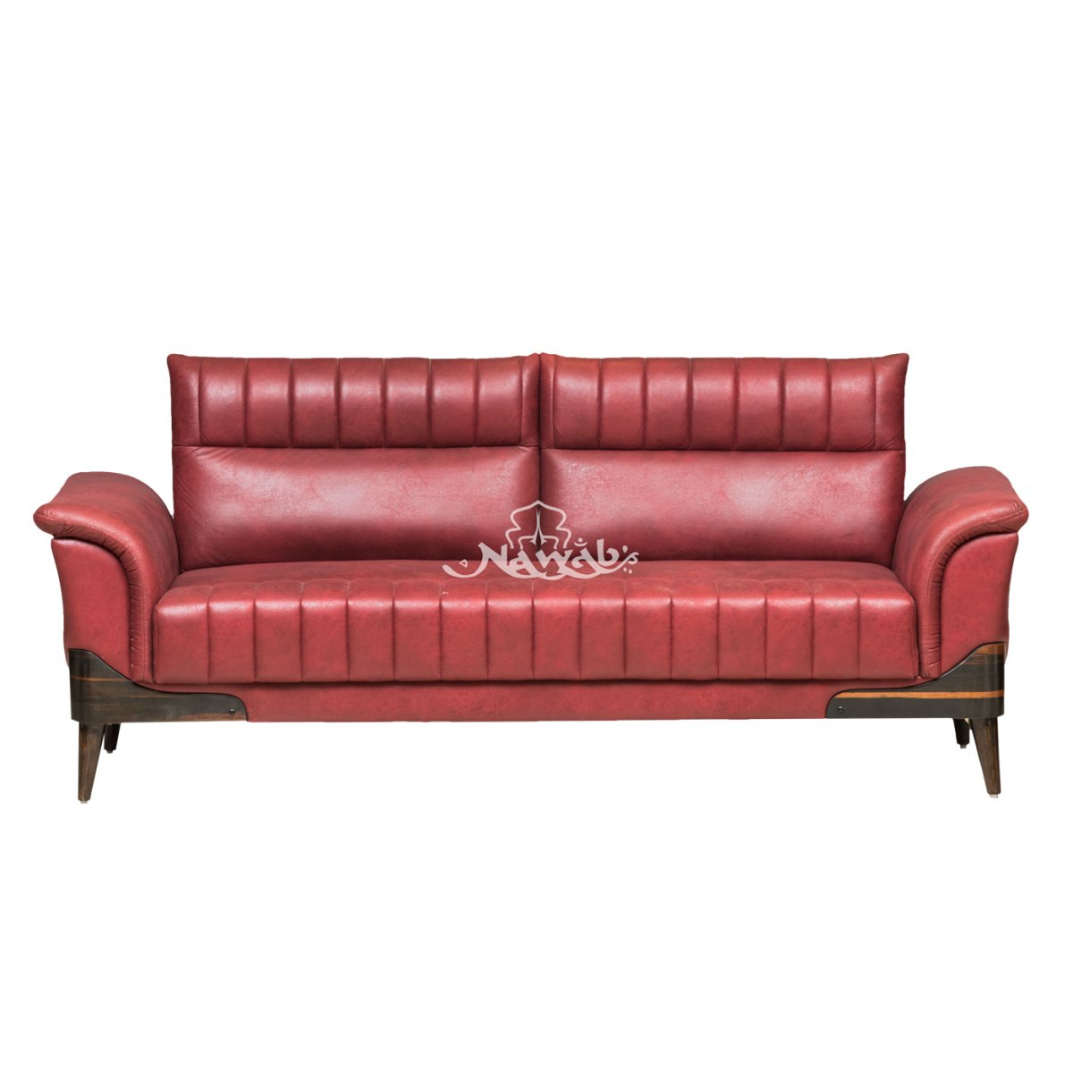 3 Seater upholstered sofa