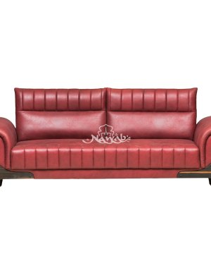 Suede fabric 3 seater upholstered sofa sets