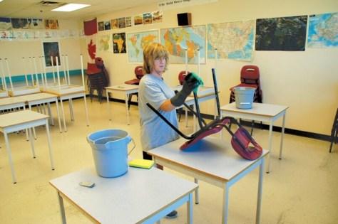 شركة تنظيف مدارس بالقصيم