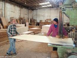 ورشة تصنيع ابواب الخشب بالرياض