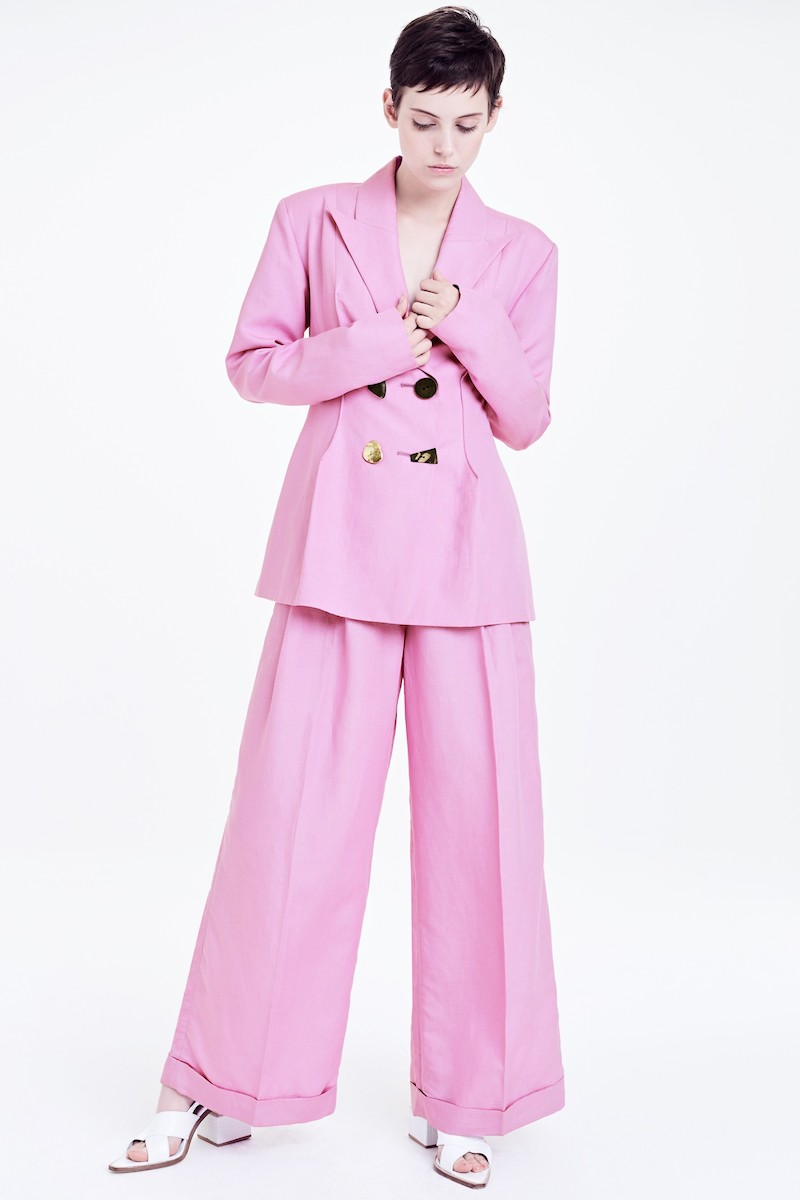 Rejina Pyo Double Breasted Jacket