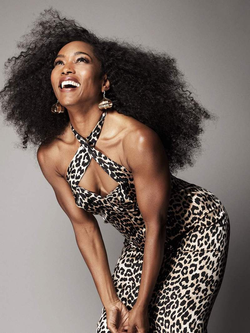 Strength Becomes Her Angela Bassett For The Edit Nawo