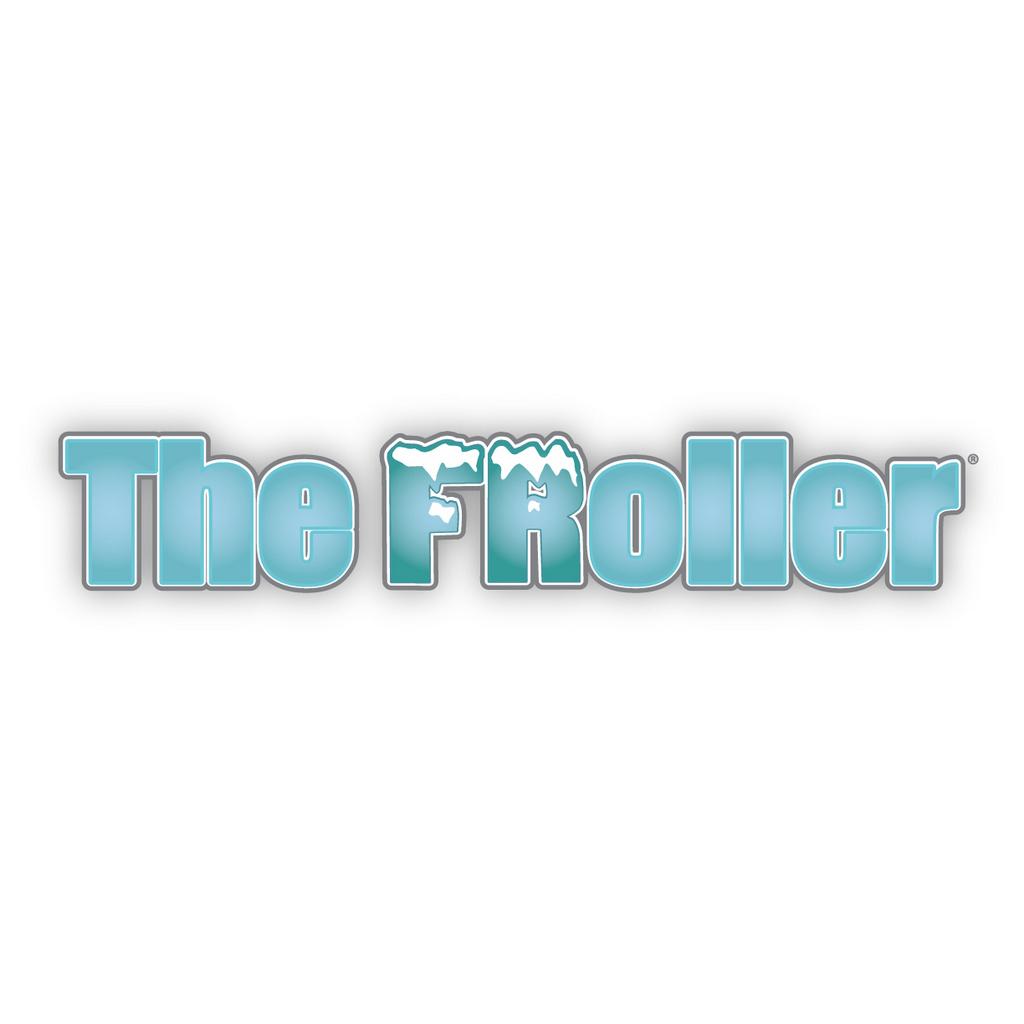 TheFroller R // Logo Design