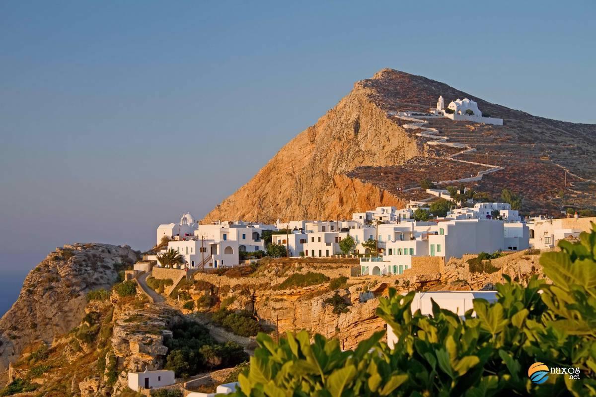 Folegandros Island In Cyclades Greece