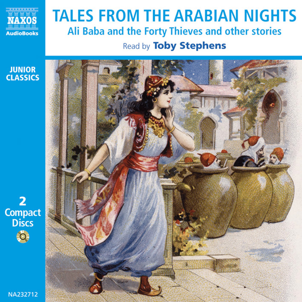 Tales From The Arabian Nights Selections Naxos Audiobooks