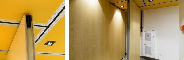 Интерьерные решения в деревянной отделке: NAYADA для офиса ...