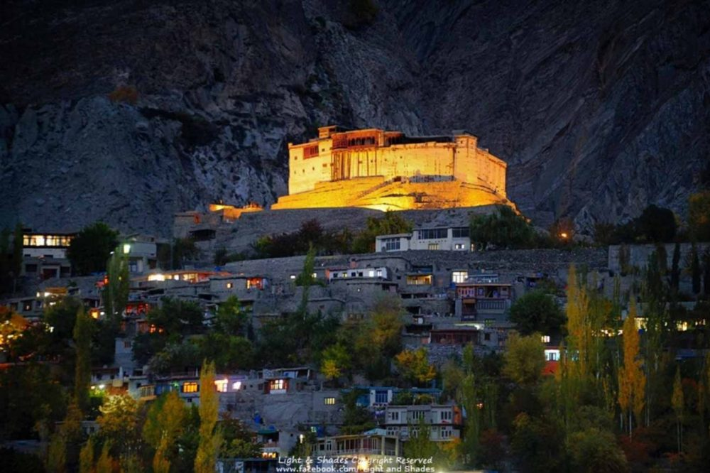 The Mesmerising Story Of Baltit Fort, Hunza