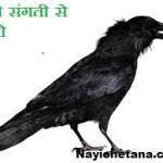 बुरी संगती से बचो हिन्दी प्रेरणादायक कहानी !