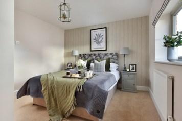 Welland Fields bedroom