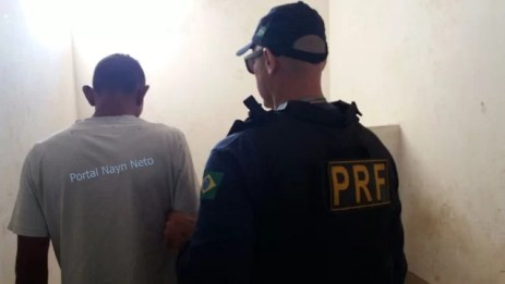 Resultado de imagem para Foragido da Justiça da Bahia é preso na BR-316 em Floresta