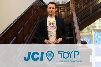 JCI Ten Outstanding Young Persons Award 2016