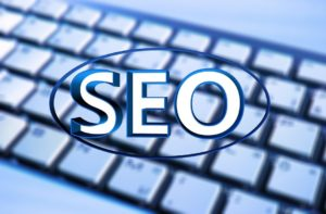 SEO and keyboard