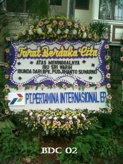 Toko Bunga Pluit Jakarta Utara