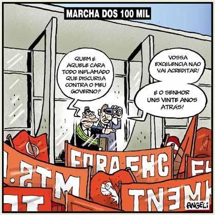 Angeli, Folha de S.Paulo, 27/8/1999