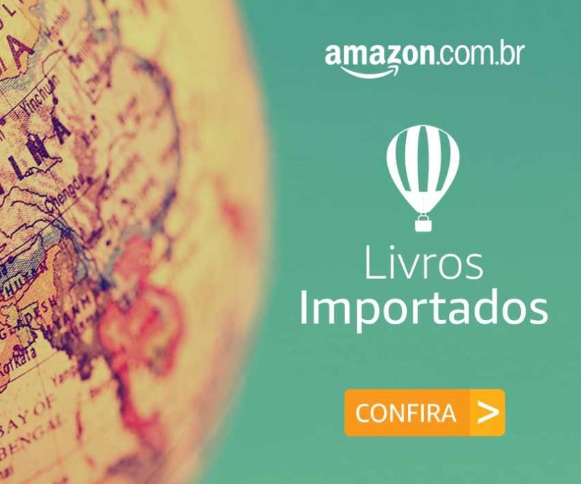 Amazon - Livros importados sobre economia