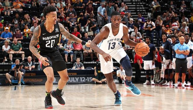 Image result for hawks vs grizzlies