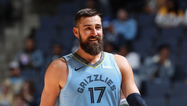 Grizzlies re-sign Jonas Valanciunas to multi-year contract ...