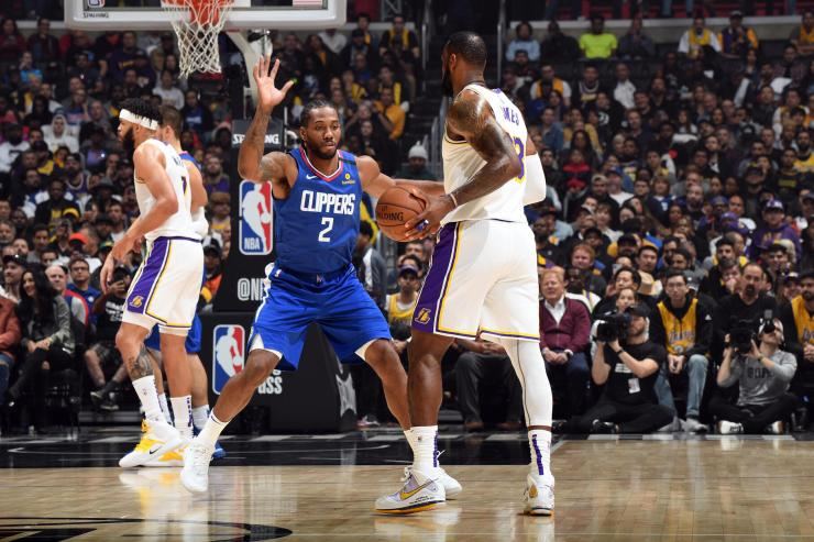 Photos: Lakers vs Clippers (03/08/2020) | Los Angeles Lakers