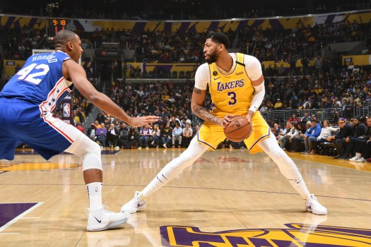 Photos: Lakers vs 76ers (03/03/2020) | Los Angeles Lakers