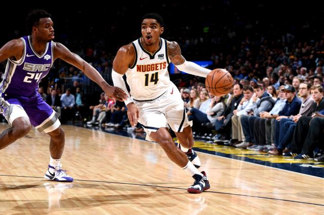 Image result for kings vs nuggets