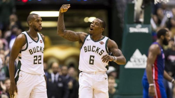 9a795288f Milwaukee Bucks  Eric Bledsoe Set To Bounce Back After Playoff Nightmare