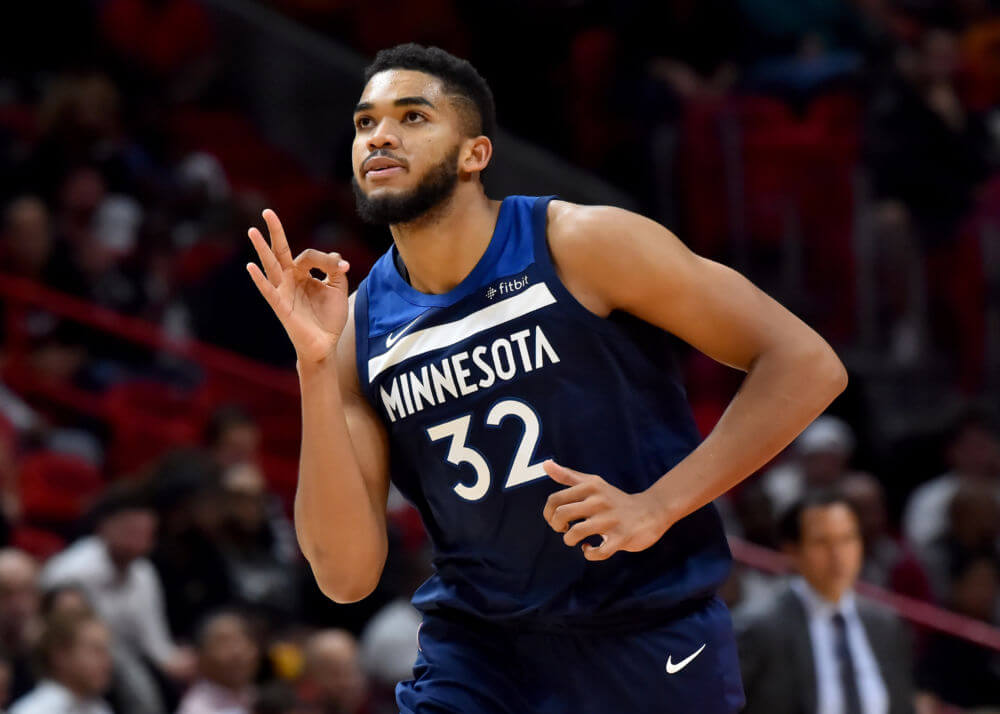 061f0e6a2 How Karl Anthony Towns Can Become the Best Center in the NBA