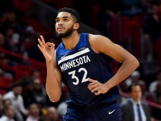 Karl Anthony-Towns, Minnesota Timberwolves, NBA
