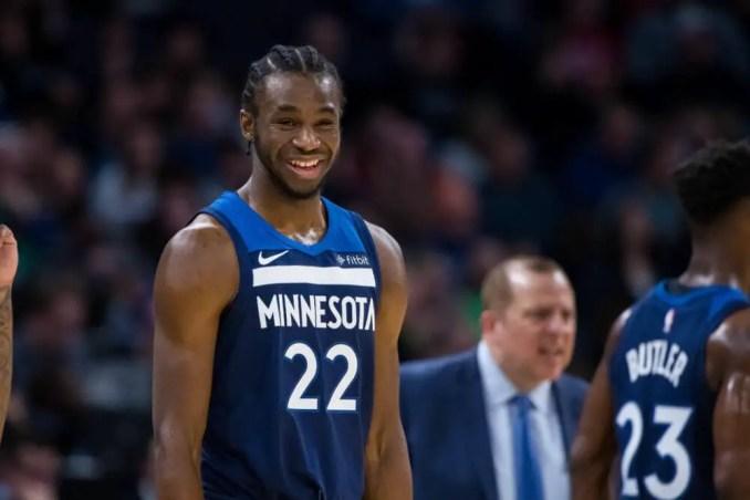 Andrew Wiggins, Minnesota Timberwolves, NBA